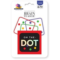 ON THE DOT  (disp 8)  10+  (Brainwright)