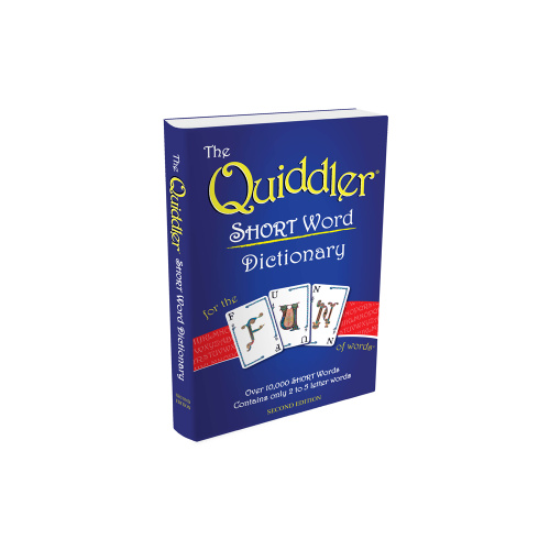 QUIDDLER DICTIONARY   (6)